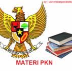 Materi Pendidikan Kewarganegaraan Sistem Hukum dan Peradilan Internasional