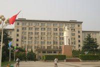 Gedung utama Huazhong University of Science and Technology