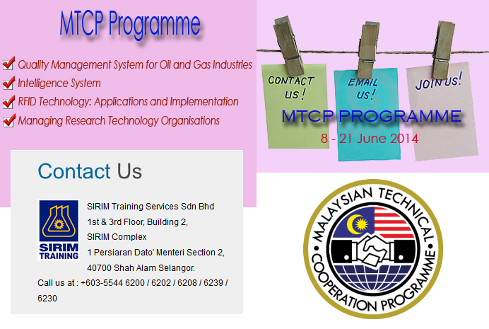 Malaysian Technical Cooperation Programme