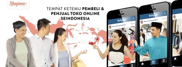 pertumbuhan online shop