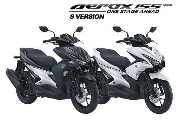 4 Sepeda Motor Yamaha Terbaru